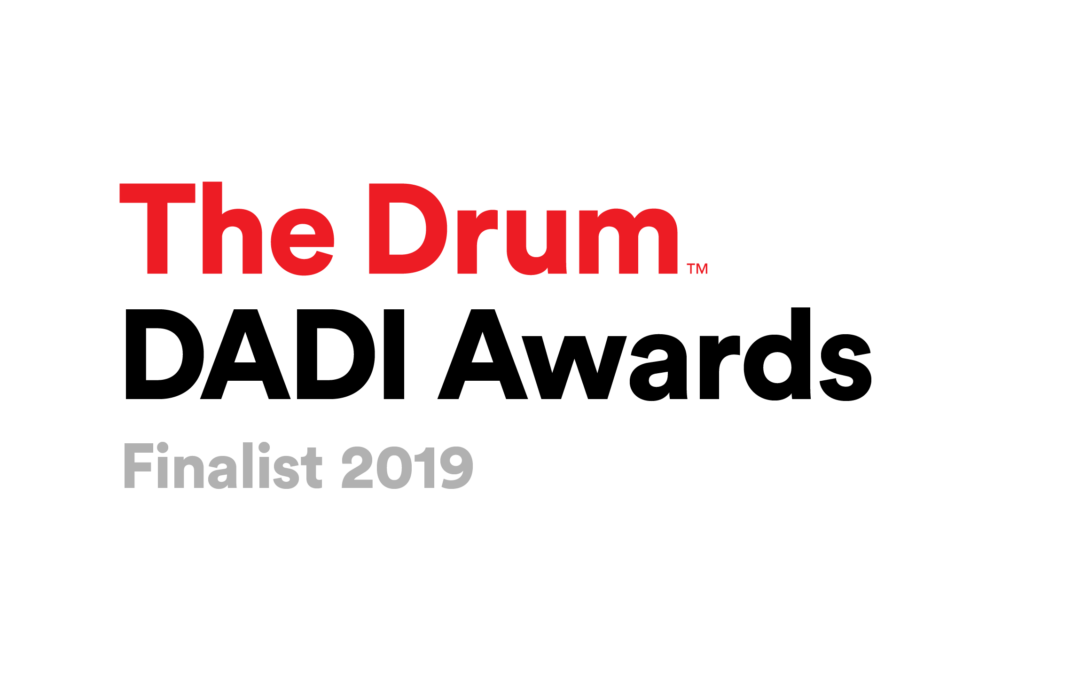 We Are Drum DADI Finalists!
